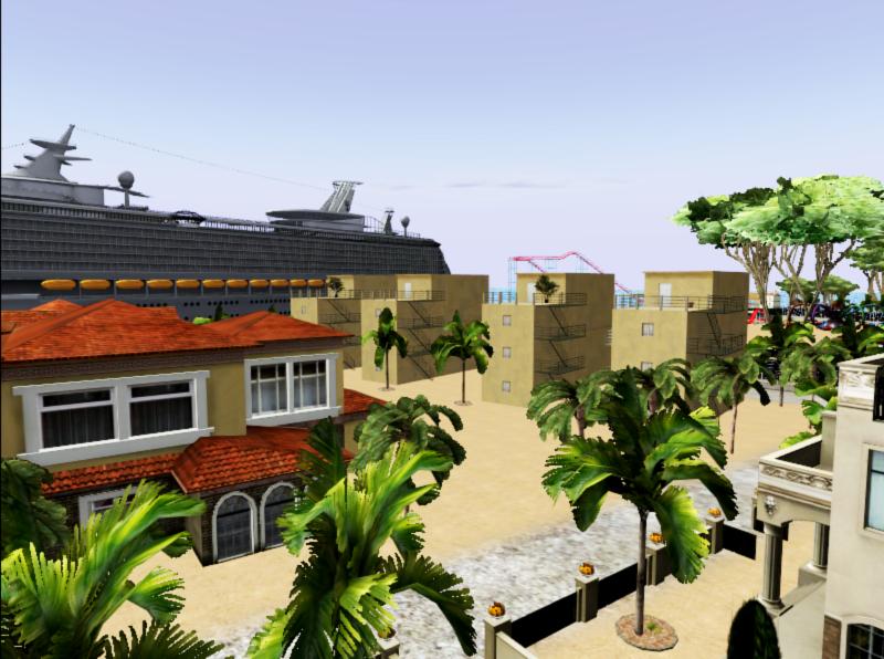 Ibiza 3D Island